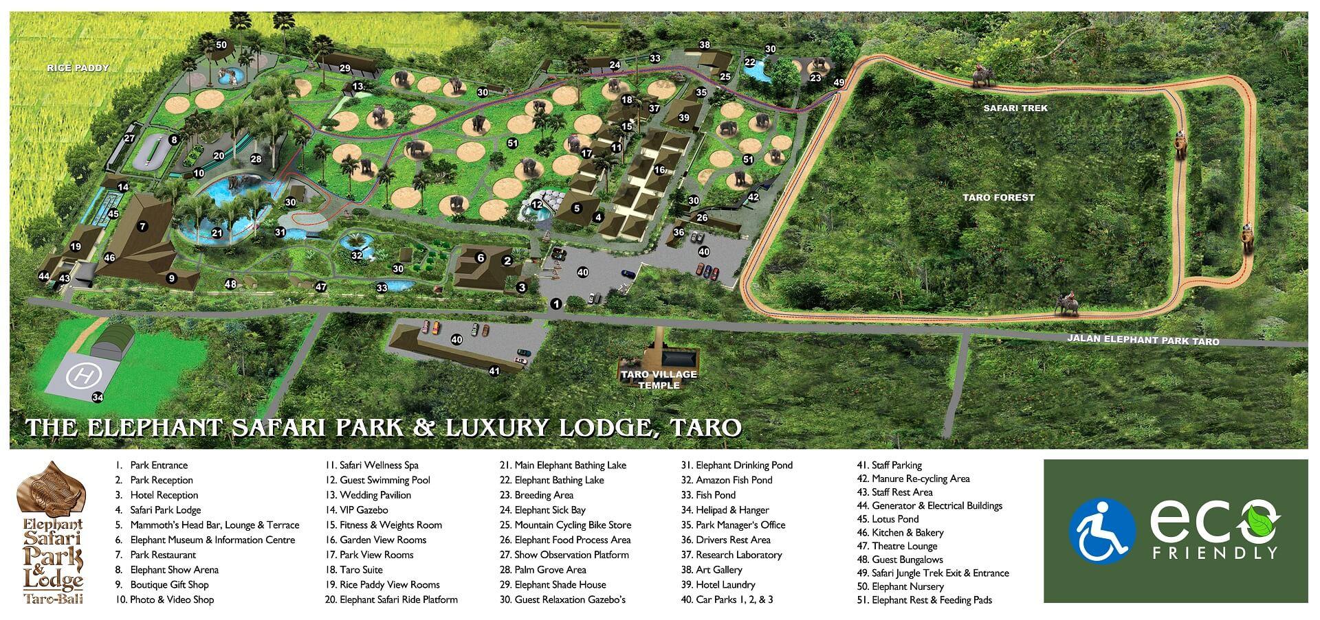 ESPL Taro Map